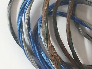 """33 5/32"""" DIAMOND PRISM CABLES (SOLD AS A PAIR)"""