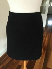 Above Knee Wool Blend Straight, Pencil Dry-clean Only Skirts for Women