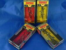 4 enveloppes 6 pièces hameçon triple Rapala à lire! description pêche spinning,