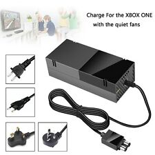 AC Adapter Brick Charger Power Supply Cord Black 135W  5ft. Fit for Xbox One