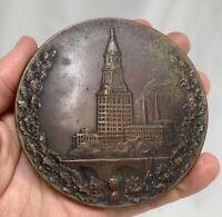 1925 Travelers Insurance Whitehead Hoag Bronze Medal - 81316