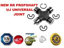 FOR NISSAN NP300 NP300 NAVARA 2.5DCI 2005-ON NEW RR PROPSHAFT UJ UNIVERSAL JOINT