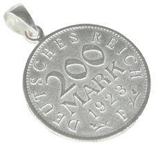 Moneda Colgante de Plata 925, b75