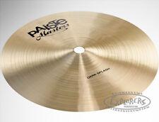 """Paiste Masters 10"""" Dark Splash Cymbal - 5502210"""