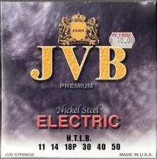 """""""JVB"""" Brand, 11-50 H.T.L.B. GAUGE STRINGS SET, MADE in USA, NEW"""