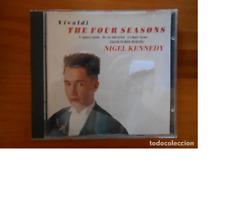CD VIVALDI - THE FOUR SEASONS - NIGEL KENNEDY (8Z)