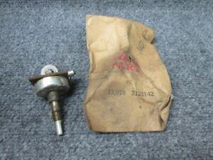 "1946 1947 1948 Nash ""600"" Six Ambassador Heater & Defroster Switch - NOS"