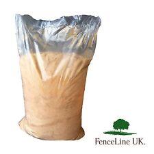 20kg Bag of Sawdust Animal Pet Bedding not Wood Shavings
