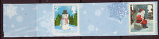 GREAT BRITAIN 2006 CHRISTMAS CARTOR, LITHO PAIR UNMOUNTED MINT
