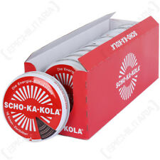 Scho-Ka-Kola German Caffine Dark Chocolate - WW2 Gift Set of 10 Sweets