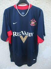 Maillot SUNDERLAND 2004 NIKE football vintage shirt collection jersey away M
