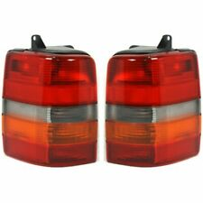 MONACO CAMELOT 2009 2010 2011 PAIR TAIL LAMPS LIGHT TAILLIGHTS REAR RV