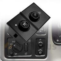 New Fog Light Switch for Chevy Avalanche Silverado 1500 Sierra 15143597, D7096C