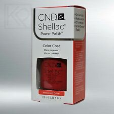 CND Shellac Soak-Off Gel Color Polish Hollywood - 7.3 mL / 0.25 fl oz - 40521