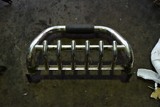 CHROME UNIVERSAL BULLBAR / A BAR FOR 4X4 / VAN / PICKUP - 96 x 49cm - BB003
