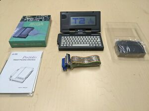 WICKED CLEAN! Atari Portfolio, Terminator 2 PIN Program Pocket Handheld Computer