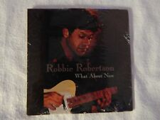 """Robbie Robertson """"What About Now"""" CD! BRAND NEW PROMO ONLY CD! COLLECTORS!!"""