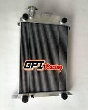 ALUMINUM RADIATOR For FORD STREET/HOT ROD W/FLATHEAD V8 M/T 1936 56MM
