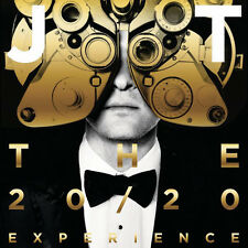 Justin Timberlake 20/20 Experience 2 Of 2 2013 Nouveau CD / Unplayed