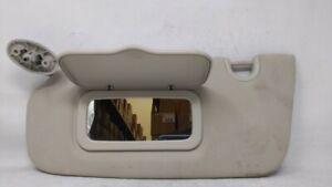 2010-2017 Jeep Compass Driver Sun Visor Mirror Left Sunvisor Beige 91622