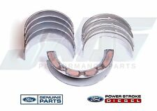 6.0L & 6.4L Powerstroke Genuine Ford OEM Crankshaft Bearing Set Standard Crank