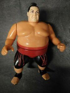 WWF Hasbro Yokozuna Series 8 Figure 1994