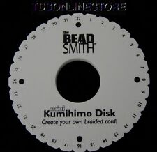 Kumihimo Disc Round 10mm Thick 4.25in Diameter