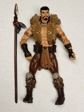 Hasbro Marvel Legends Kraven loose action figure Spider-Man Rhino wave