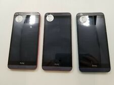 Lot of 3 Htc Desire 626s Opm9110 Check Imei Fair Condition Hs-1006
