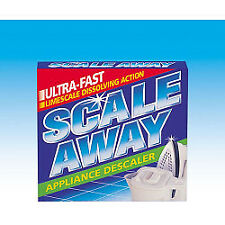 Scale Away All Purpose Descaler Kettle Iron Coffee Machine Cleaner 75g
