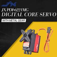 JX PDI-6221MG 20KG Ultra Torque Metal Gear Digital Servo For RC Car & Drone