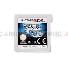 Wholesale Lots10PCS Michael Jackson: The Experience 3D 3DS DSL NDS Lite NINTENDO