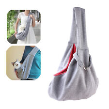 Pet Carrier Bag Tote Sling Shoulder Bag Pouch Outdoor Puppy Cat Carrying Bag