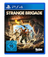 Strange Brigade   PS4   NEU   OVP   Top Spiel!