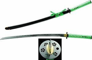 Snake Eye Tactical Warrior Classic Handmade Samurai Katana Sword Heavy Duty