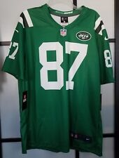 Men's New York Jets Eric Decker Nike Green Color Rush Limited Jersey Size Large