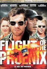Flight of the Phoenix DVD WS 2004 - Dennis Quaid Hugh Laurie Giovanni Ribisi