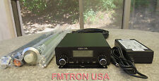 15W FM Broadcast Transmitter Stereo PLL  CZE-15A + Power + 100w GP Antenna USA