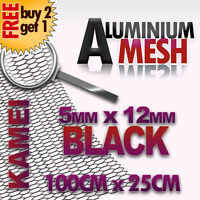 Black Aluminium Mesh Grill Kamei look BMW M3 M5 Z3 Z4 X3 X5 X6