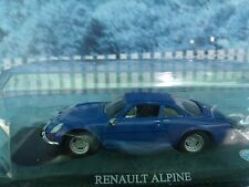1/43 Magazine Series Renault alpine