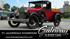 1929 Ford Model A Pickup Truck Red/ Black  1929 Ford Model A  201 cu 2 Speed manual Available Now!