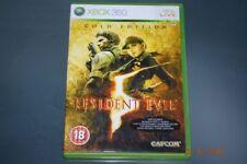 Videojuegos Resident Evil Microsoft Xbox 360