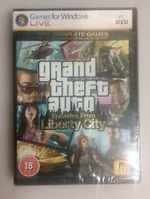 Grand Theft Auto Episodes From Liberty City PC UK BBFC Rated