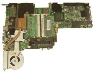 IBM 42W7818 Lenovo X61 L7500 W CPU Motherboard 60Y4030 NO-CMOS Battery - W/ Fan