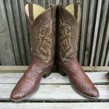 "SUPER RARE🔥 Exotic ""TEXAS TURKEY"" Cowboy Boots 11D Men's Boots Cowboy USA"