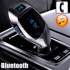Wireless Bluetooth Car MP3 Player FM Transmitter Radio LCD SD USB Charger Kit CO