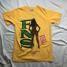 40s And Shorties T Shirt Small Yellow Brand New