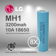 LG HG2 3.7V Rechargeable Li-ion Battery - INR18650-HG2
