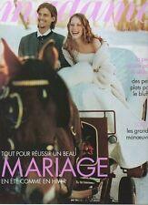 madame FIGARO 15/02/2000 charlotte gainsbourg f fabian