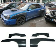 Subaru Impreza WRX STI 00-05 wide body kit wheel arches extensions 7pcs